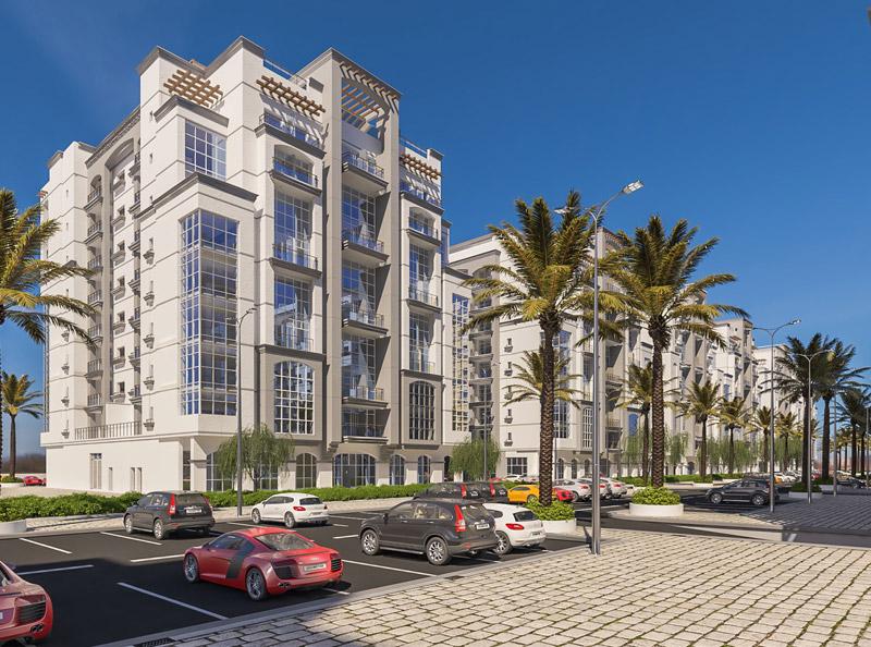 14 Buildings Commercial Development